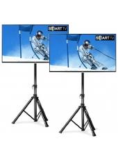 Divu 48''(122cm) TV Samsung ar statīviem noma***